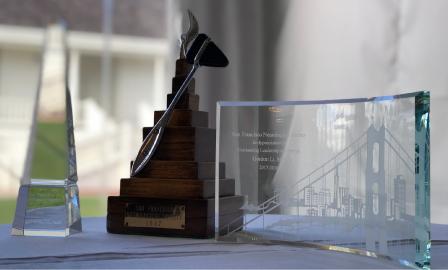 San Francisco Neurological Society: Awards